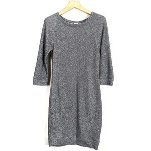 Aritzia Community Aureus Raglan Sweatshirt Dress